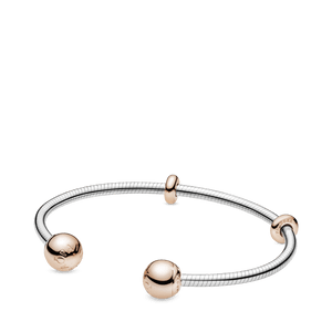 Bracelete Crie & Combine Pandora Rose™  Evolution Estilo