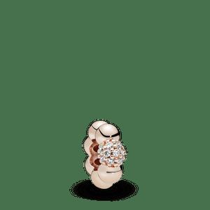 Separador Pandora Rose™ Esfera Brilhante