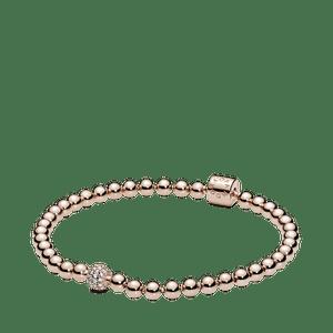 Bracelete Pandora Rose™ Esfera Brilhante