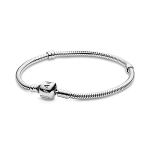 Bracelete Pandora Moments - Prata De Lei