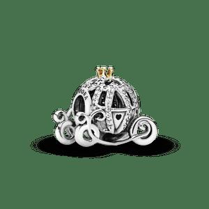 Charm Disney Carruagem Da Cinderela