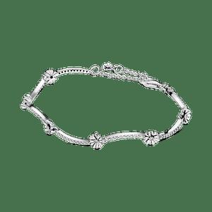 Bracelete Margaridas Radiantes