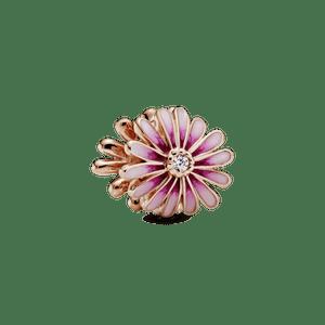 Charm Pandora Rose Margaridas Pink