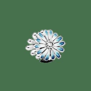 Charm Margarida Azul