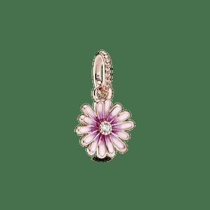 Charm Pendente Pandora Rose™ Margarida Pink