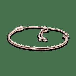 Bracelete Crie & Combine - Cordão Pandora Rosetm