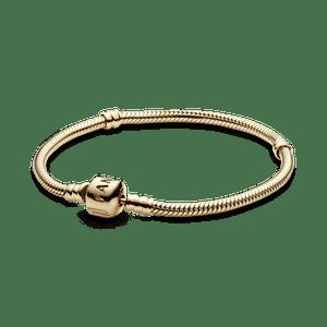 Bracelete De Ouro 14K