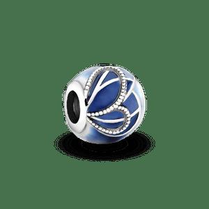 Charm Borboleta Azul