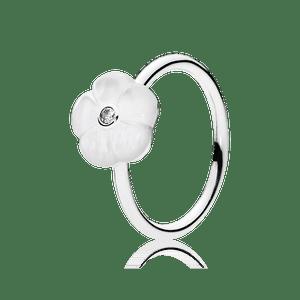 Anel Flor Do Equilíbrio Interior