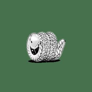 Charm Serpente Brilhante