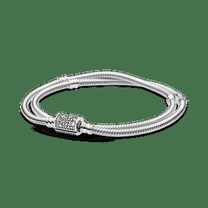 Bracelete Pandora Moments Duplo