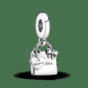 Charm Pendente Sacolinha Da Pandora